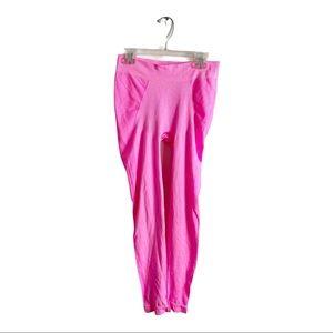 Spyder Girls Baselayer Compression Leggings Pink